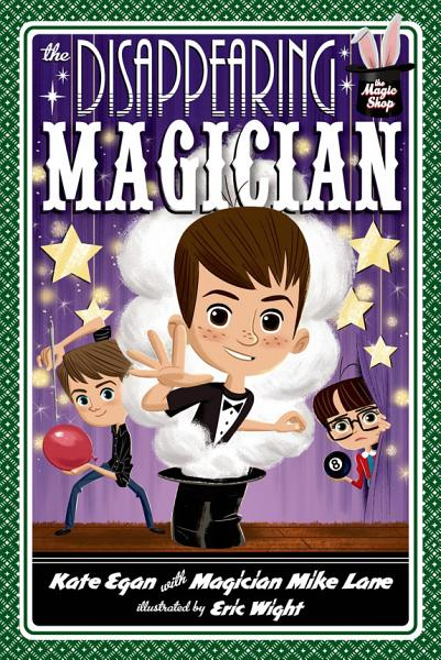 Download The Disappearing Magician Book