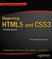 Beginning HTML5 and CSS3 PDF