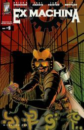 Ex Machina (2004-) #9
