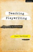Teaching Playwriting PDF