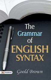 The Grammar of English Syntax