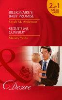 Billionaire S Baby Promise Book PDF