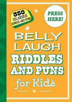 Belly Laugh Riddles and Puns for Kids PDF