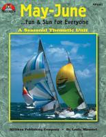 May   June Fun and Sun for Everyone  eBook  PDF