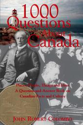 One Thousand Questions about Canada