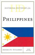 Historical Dictionary of the Philippines PDF