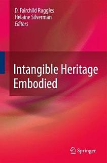 Intangible Heritage Embodied Book