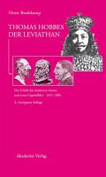 Thomas Hobbes   Der Leviathan PDF