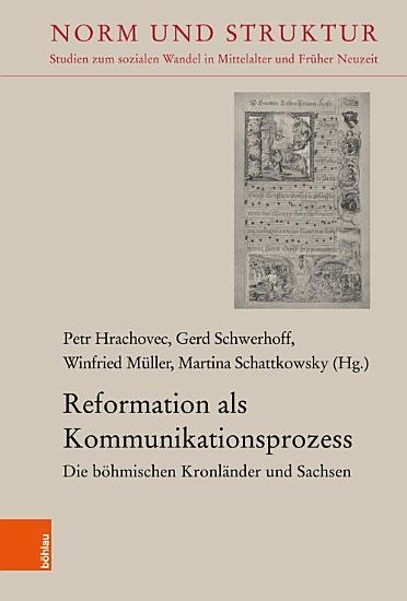 Reformation als Kommunikationsprozess PDF
