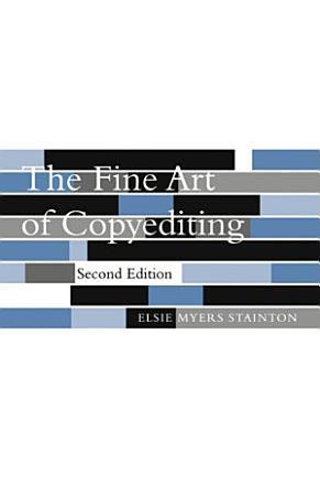 The Fine Art of Copyediting PDF