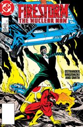 Firestorm: The Nuclear Man (1987-) #71