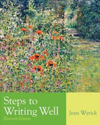 Steps To Writing Well Book PDF