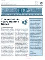 The Incredible Years Training Series