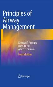 Principles of Airway Management: Edition 4