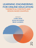 Learning Engineering for Online Education
