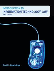 Introduction to Information Technology Law PDF