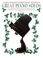 Great Piano Solos  The Christmas Book  Easy Piano Edition  PDF