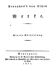 Werke: Hellenische Geschichte ; 1. 13. Bd., 4. Abth