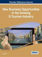 New Business Opportunities in the Growing E Tourism Industry PDF