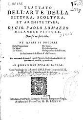 Trattato dell'arte della pittura, scoltura et architettura