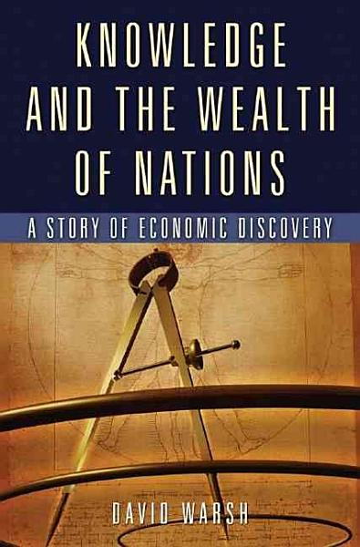 Knowledge and the Wealth of Nations PDF
