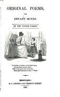 Original Poems for Infant Minds PDF
