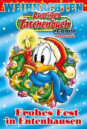 Lustiges Taschenbuch Weihnachten eComic Sonderausgabe 03: Frohes Fest in Entenhausen!