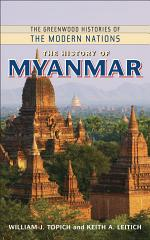 The History of Myanmar