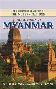 The History of Myanmar Book