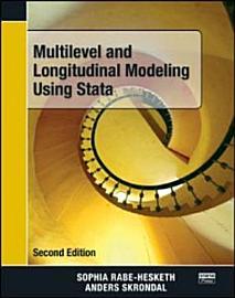 Multilevel and Longitudinal Modeling Using Stata  Second Edition PDF