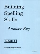 Building Spelling Skills: Book 4
