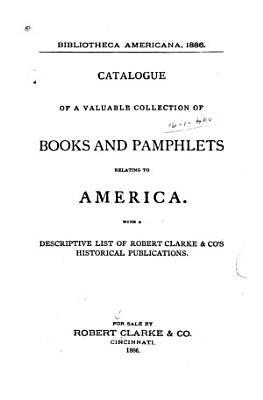 Bibliotheca Americana  1886