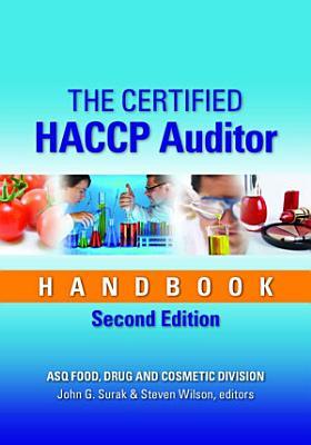 The Certified HACCP Auditor Handbook  Third Edition PDF