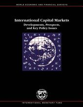 International Capital Markets: Developments, Prospects, and Key Policy Issues, 1996