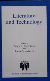 Literature and Technology PDF