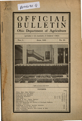 Official Bulletin: Volume 1, Issue 10