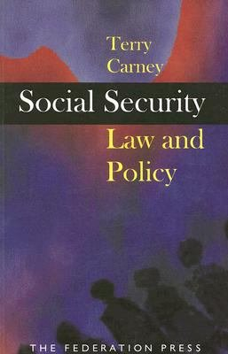 Download Social Security Law and Policy Book