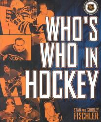 Who S Who In Hockey Book PDF