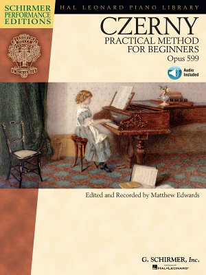 Carl Czerny   Practical Method for Beginners  Op  599  Music Instruction