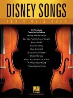 Disney Songs for Violin Duet PDF