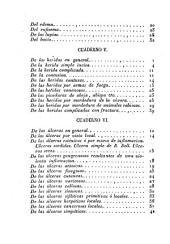 Suplemento a la obra de L.J.Begin titulada Nuevos elementos de Medicina y Cirugía operatoria