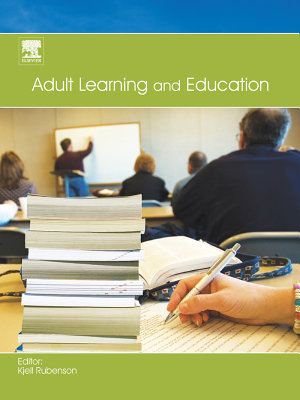 Adult Learning and Education PDF