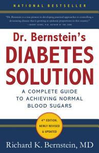 Dr  Bernstein s Diabetes Solution Book