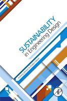 Sustainability in Engineering Design PDF