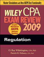 Wiley CPA Exam Review 2009 PDF