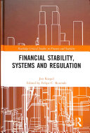 Financial Stability  Systems and Regulation PDF