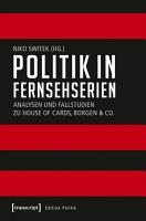 Politik in Fernsehserien PDF