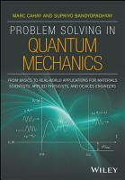 Problem Solving in Quantum Mechanics PDF