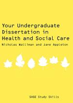 Your Undergraduate Dissertation in Health and Social Care