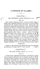 Bengal under the lieutenant-governors: being a narrative of the principal events and public measures during their periods of office, from 1854 to 1898